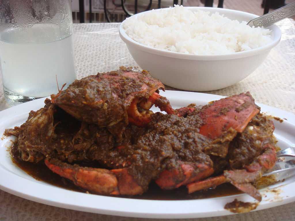 Fresh Goan crabs-fnbworld
