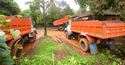 Goa Mining-fnbworld