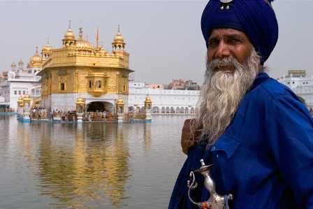 Golden Temple at Amritsar