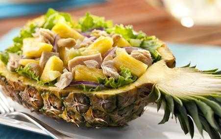 Hawaiian salad-fnbworld