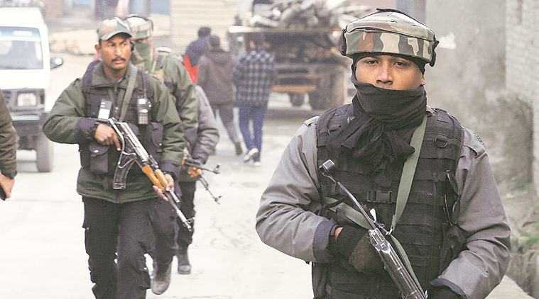 Indian Army attacked in J&K - fnbworld