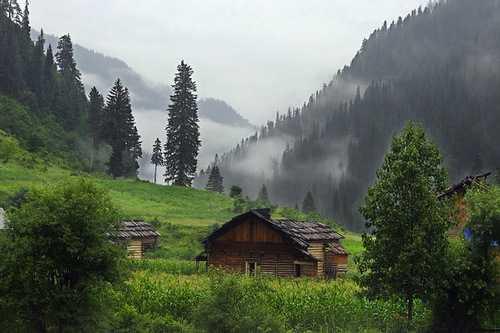 Kashmir's heavenly valley