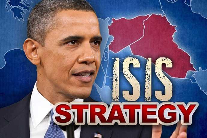 Obama: ISIS Strategy-fnbworld