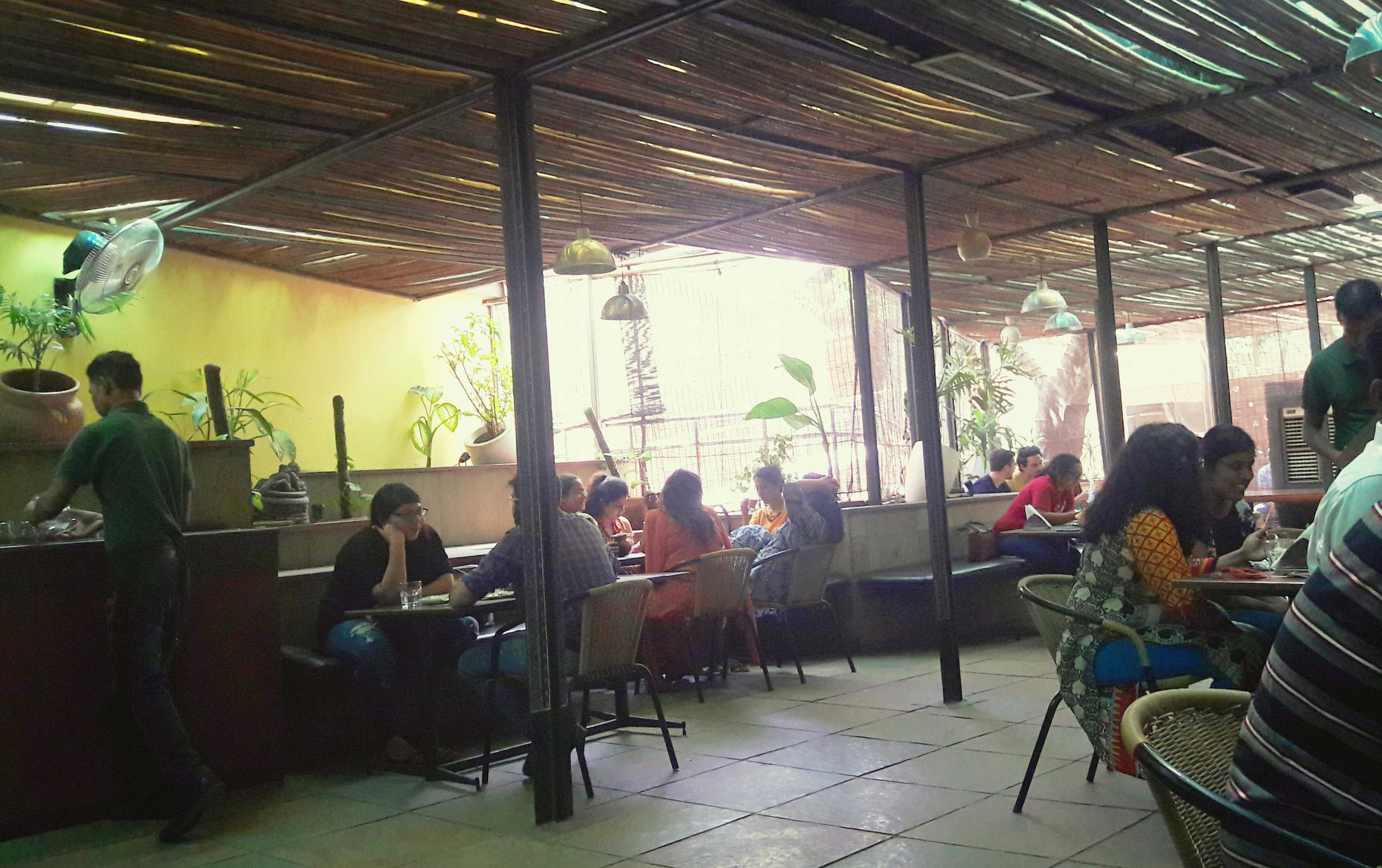 A pleasant ambience at Cafe Lota-fnbworld