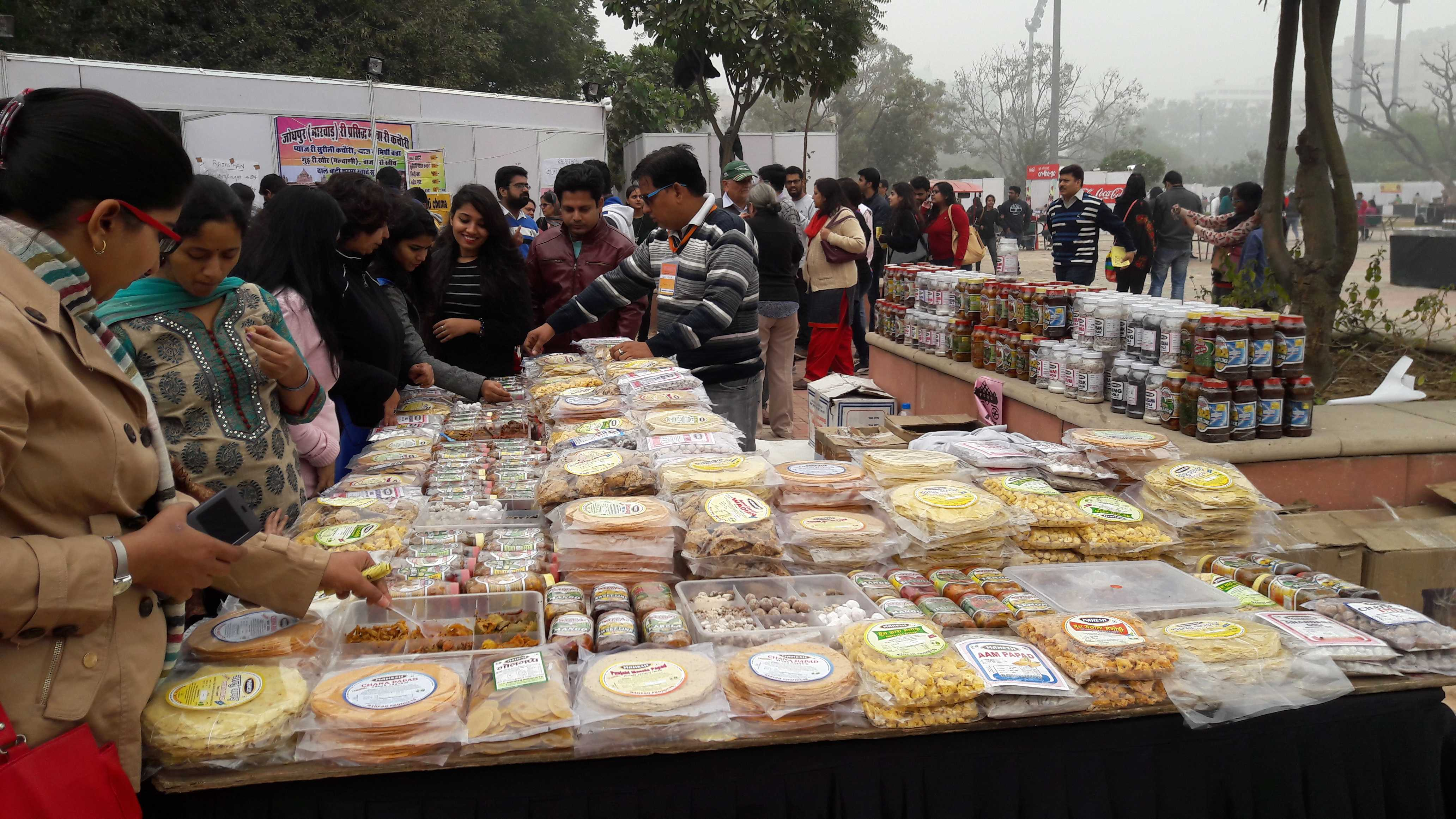 Pickles and chutneys: A huge draw-fnbworld