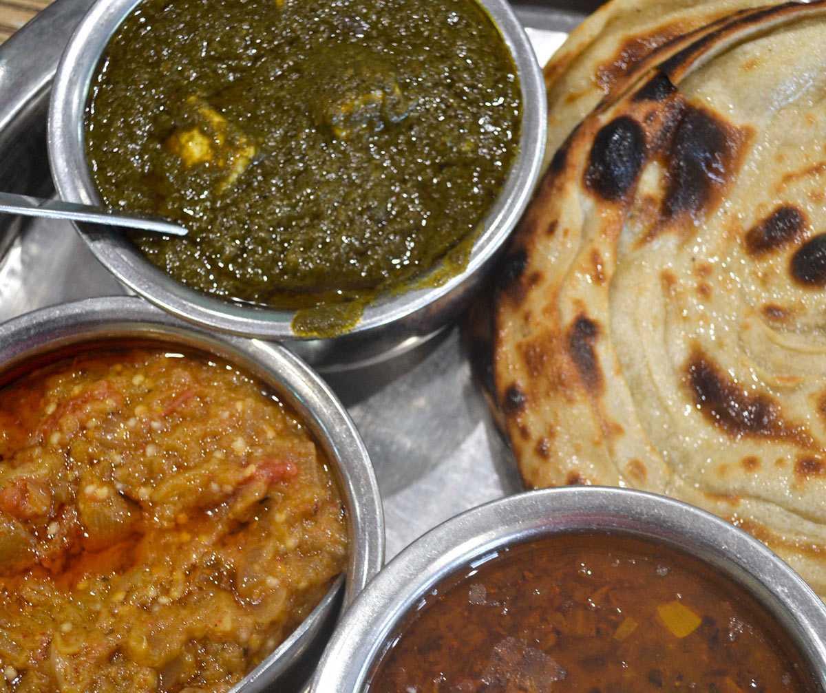 Punjabi platter-fnbworld