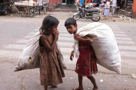 children ragpickers