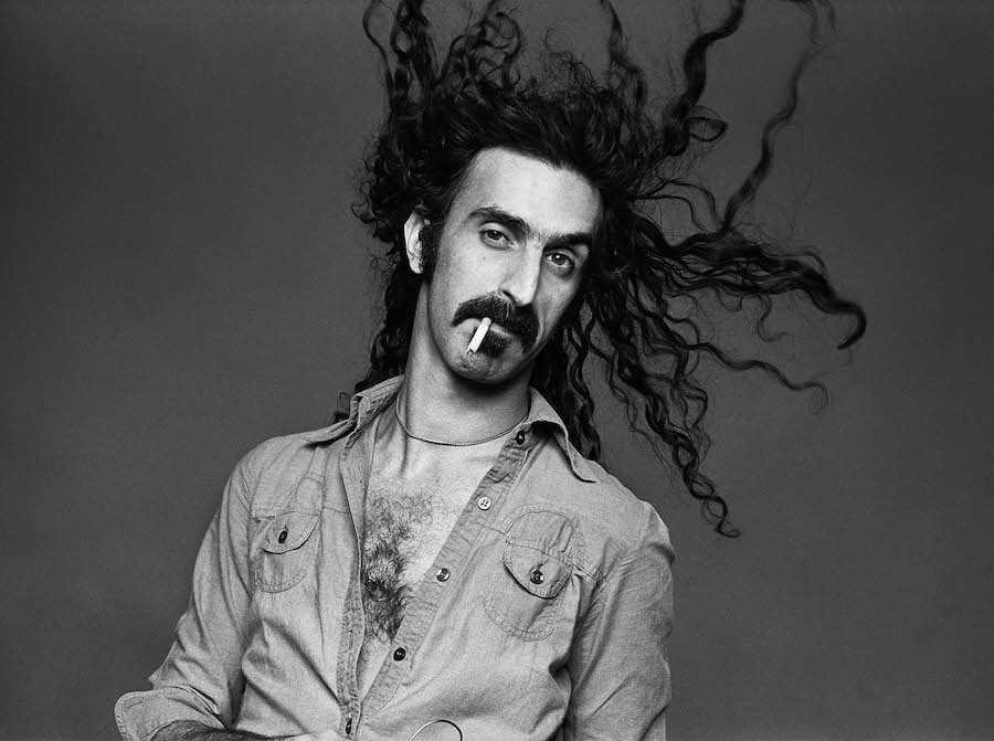 Frank Zappa-Pauline Butcher Bird-Ravi V. Chhabra
