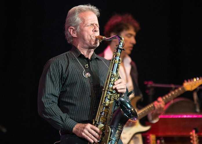 On saxophone-Robert Martin-fnbworld