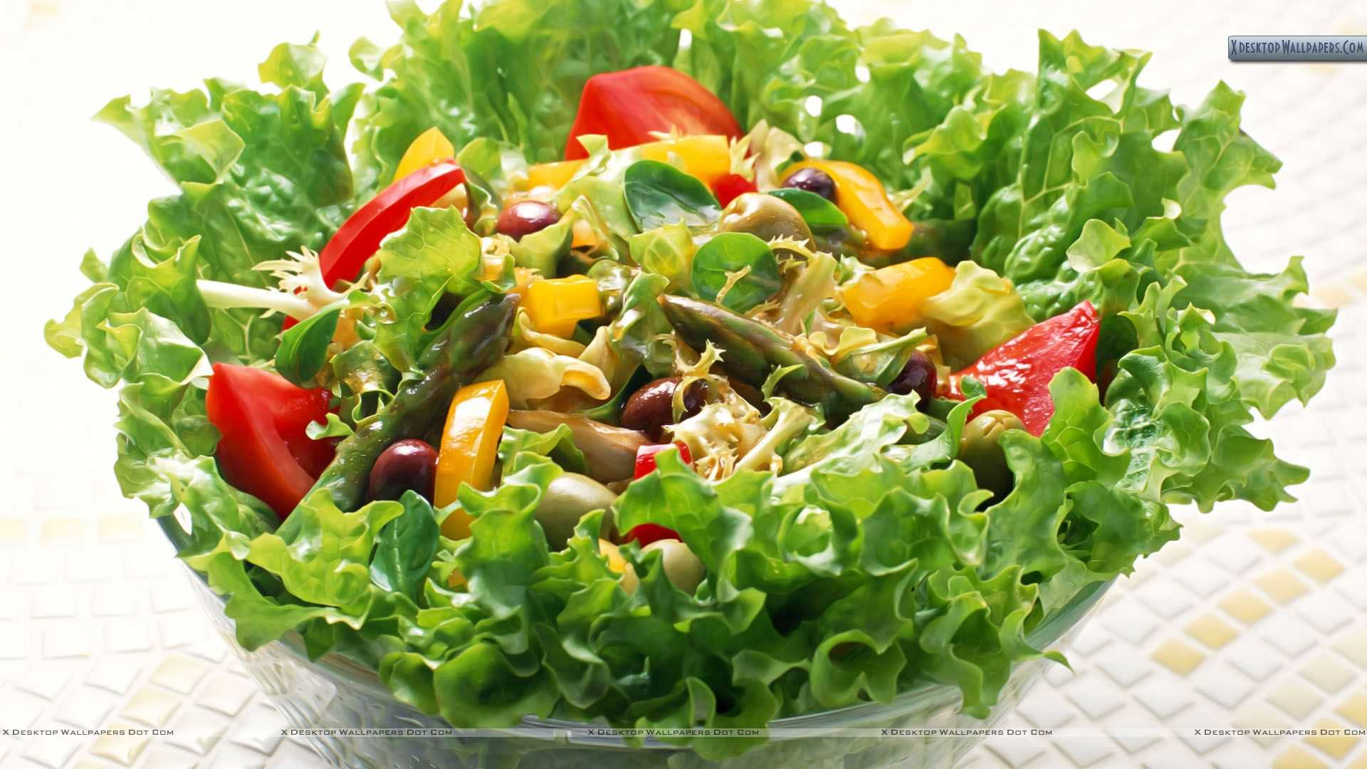 Going nuts about green salads- fnbworld