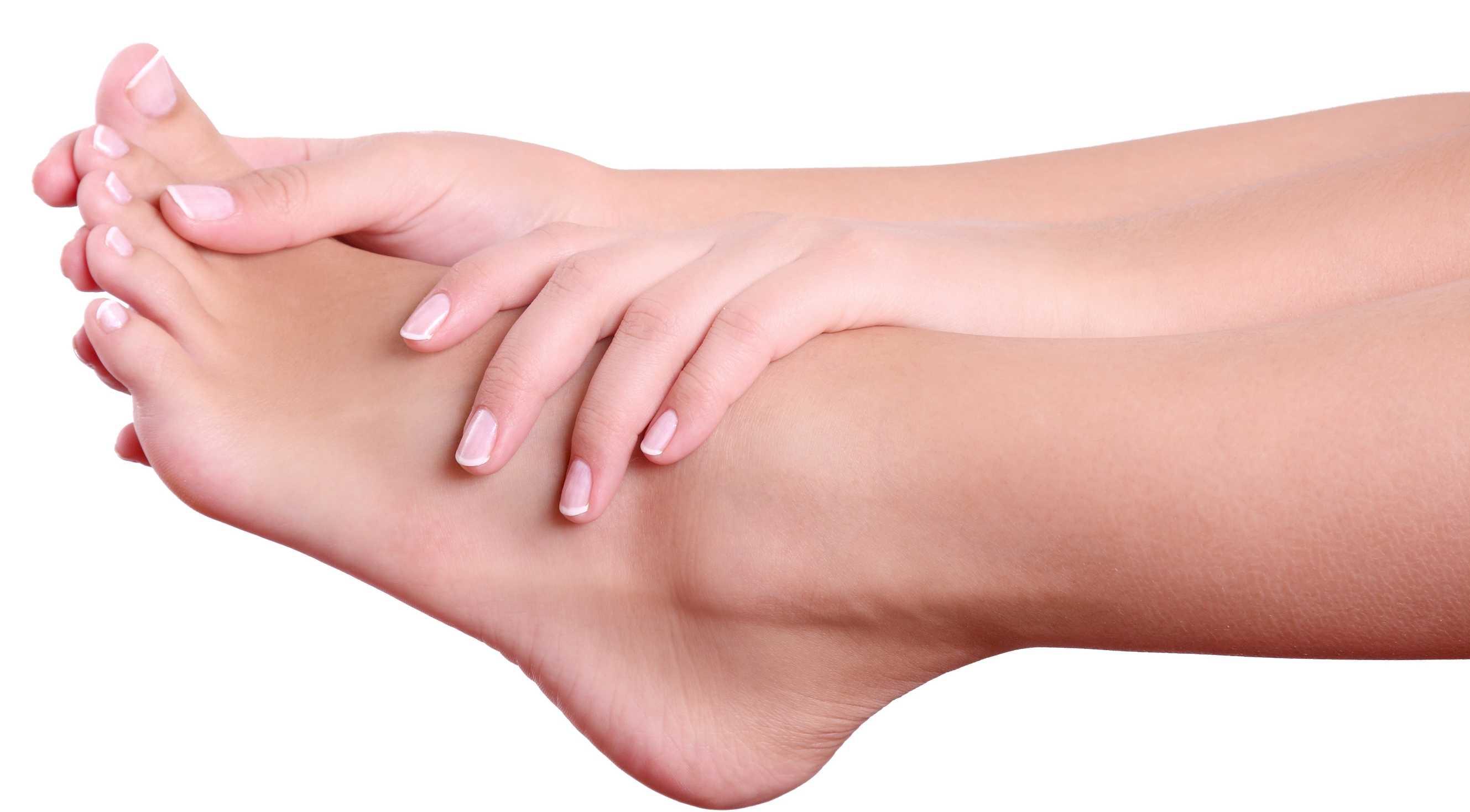 Regular feet check up helps-fnbworld
