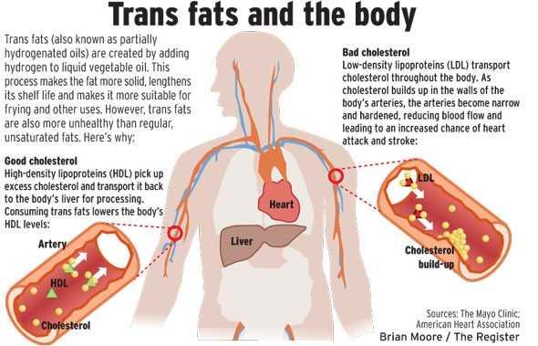 trans fat-fnbworld